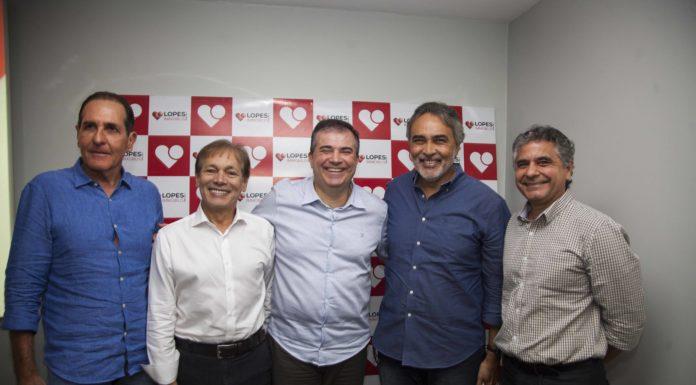Joao Fiuza, Otacilio, Ricardo Bezerra E Paulo Angelim E Marcelo Cavalcante