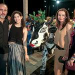 Jorge Soares, Maria Luiza Miranda, Camila Freitas E Bia Soares (3)