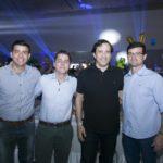 Juan Vega, Paulo Alencar, Afranio Camara E Paulo Cesar