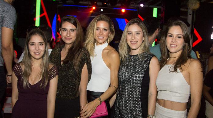 Juliana Teixeira, Larissa Luz, Bruna Waleska, Talita Pontes E Daniela Eloy