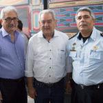 Lúcio Torres, Adail Fontenele E Tenente Coronel Jano (2)