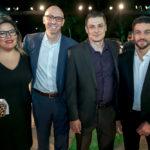 Laura Costa, Miguel Jarros, Eder Rodrigues E Carlos Lacerda (2)