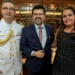 Leonardo Salema, Sergio Parente E Iara Catunda Cabral (2)