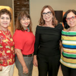 Lilia Quindere, Carmen Cinira, Lucia Wolf E Elusa Laprovitera