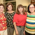 Lilia Quindere, Celina Lanseman, Carmen Cinira E Elusa Laprovitera