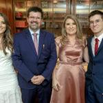 Livia, Sergio, Vania E Sergio Parente Filho (3)