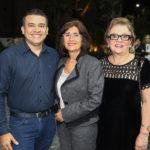 Luis Oliveira, Dinalva Tavares E Silvana Cavalcante (2)