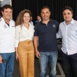 Luiz Teixeira, Gabriela Teixeira, Ronaldo Munhoz E Michele Abatemarco