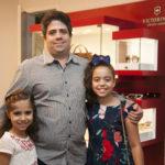 Luiza, Alexandre E Sara Leitao