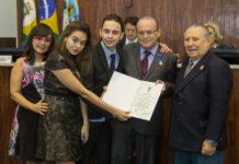 Mairiane, Marina, Gustavo E José Antônio Parente, Idalmir Feitosa (3)