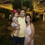 Manoela, Wantan Filho E Renata Laercio