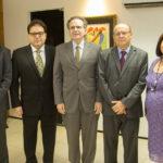 Marcelo Feitosa, Emmanuel Furtado, Acrísio Sena, Antônio Parente E Regina Nepomuceno (3)