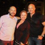 Marcos Cavalcante, Silvana Marcia E Hugo Borges