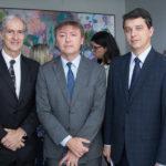 Marcos Pompeu, Maurício Filizola E André Siqueira (1)