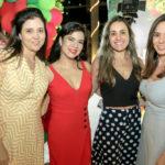 Marilia Barga, Ticiana Timbo, Carina Moura E Giovana Bezerra (2)