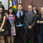 Marina, Meiriane, Gustavo E José Antônio Parente, Idalmir Feitosa (4)