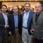 Max Filho, Max Perlingeiro, Edson Queiroz Neto E Silvio Frota (1)
