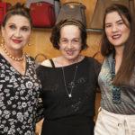 Monalisa Gentil, Tania Leitao E Ana Luiza Bezerra