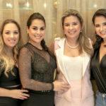 Natalie Tavares, Bruna Baiman, Camila Ximenes E Rafaela Ximenes (2)
