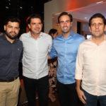 Neudo Claro, Romulo Santos, Vitor Frota E Jonathas Costa
