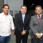 Niedson Bezerra, Ailson Santos E Genesio Freitas (1)