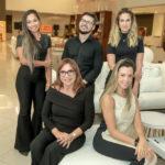 Patricia Honorato, Lucia Wolf, Welligton Muniz, Catarina Barbosa E Nara Amaral (3)
