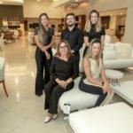 Patricia Honorato, Lucia Wolf, Welligton Muniz, Catarina Barbosa E Nara Amaral (4)