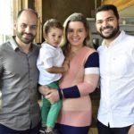 Paulo, David E Camila Ximenes E Jacob Mendes