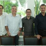 Paulo Fraga, Ricardo Bezerra, Wagner Paiva E Eduardo Pimentel (3)