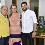 Paulo Linhares, Camila Ximenes E Jacob Mendes
