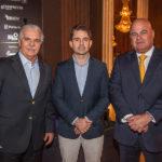 Pio Rodrigues, Rodrigo Guilhon E Luciano Cavalcante