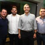 Portela Aguiar, Adriano Alves, Robson Mapurunga E Cristiano Perdigao (3)