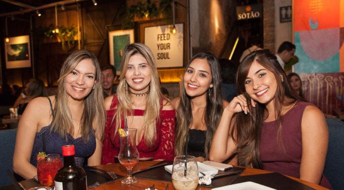 Priscila Holanda, Larissa Santos, Beatriz Bitá E Thaís Melo