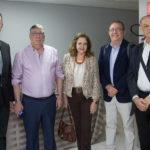 Régis Medeiros, Maia Júnior, Roseane Medeiros, Joaquim Rolim E Jurandir Pincanço (3)