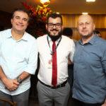Ricardo Bezerra, Marcelo Ferreira E Diego Milanesi