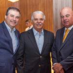 Ricardo Bezerra, Pio Rodrigues E Luciano Cavalcante