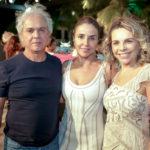 Ricardo, Denise Rolim E Lilian Porto