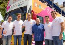 Rodrigo Pereira, Felipe Benzota, Régis Medeiros, Roberto Claudio, Erick Vasconcelos E Alexandre Pereira (2)