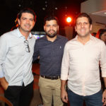 Romulo Santos, Neudo Claro E Jonathas Costa