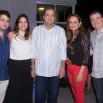 Ronaldo Aguir Filho, Sarah Pio, Kalil Otoch, Socorro Melo E Ricardo Bezerra (1)