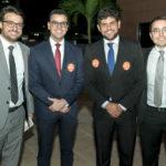 Ruan Castro, Hernandes Soares, Eduardo Sales E Leon Melo