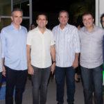 Sávio Barreira, Arthur De Castro, Jonatas Costa, Kalil Otoch, Ricardo Bezerra E Ronaldo Filho (1)
