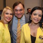 Sheila Melo, Carlos Eden E Kathiane Virna