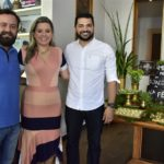 Solon Batista, Camila Ximenes E Jacob Mendez
