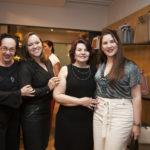 Tania Leitao, Carol Rocha, Lucinha Bezerra E Ana Luiza Bezerra
