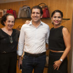 Tania Leitao, Jonatan Costa E Daniela Ponte
