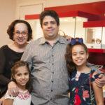 Tania, Luiz, Alexandre E Sara Leitao