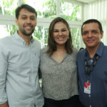 Tiago Andrade, Patricia Mota E Sergio Santos (2)