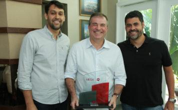 Tiago Andrade, Ricardo Bezerra E Felipe Capistrano (1)