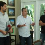 Tiago Andrade, Ricardo Bezerra E Felipe Capistrano (4)
